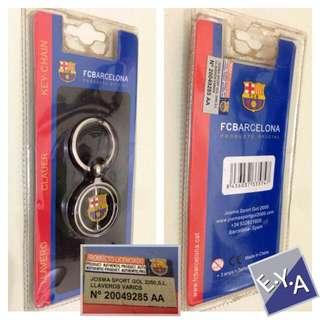 FC Barcelona Keychain (Gantungan Kunci)