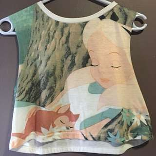 Alice In Wonderland Crop