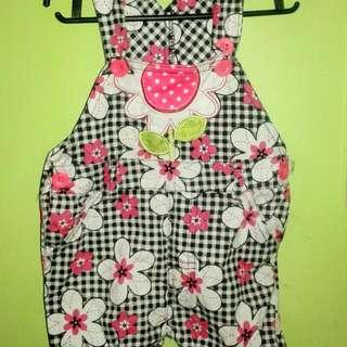 floral jumper