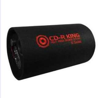 Cannon Ball USB/SD Tube Speaker