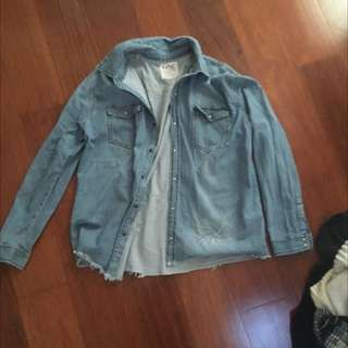 ONE denim Jacket