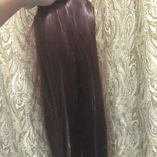 Hair Extension Synthetic