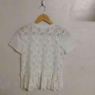Crochet Top From Bangkok