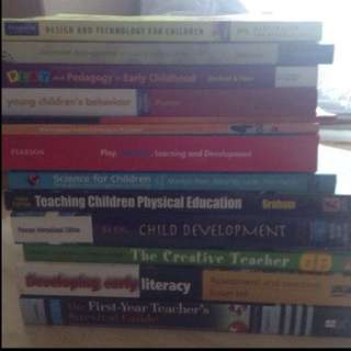 Early Childhood/teaching/classroom Textbooks