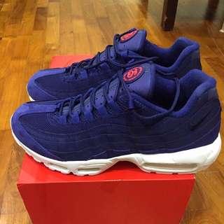 buy online 6e73c d56fa Nike X Stussy Air Max 95