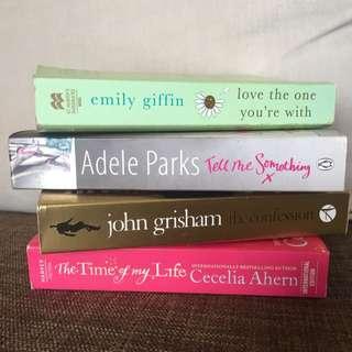 A Bundle Of English Novels