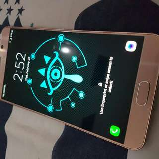Samsung Galaxy Note 5 Special Edition Pink Gold