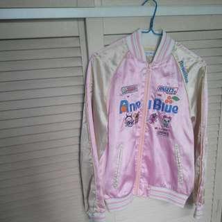 罕有Angelblue Bomber jacket (L size)