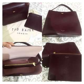 Ted Baker Handle Bow Tote Bag
