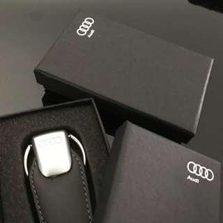 Audi Authentic Keychain