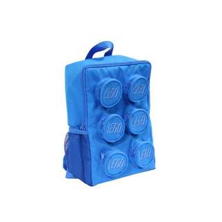 Original LEGO Brick Backpack Blue