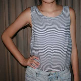 Cotton On stripe tank