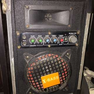 X-bass Speakers