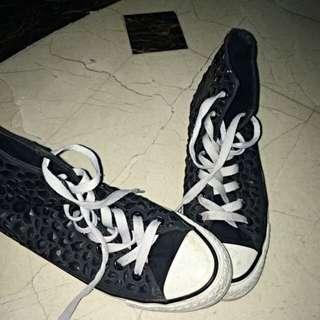 👿Converse /All Star/ 帆布鞋 高筒