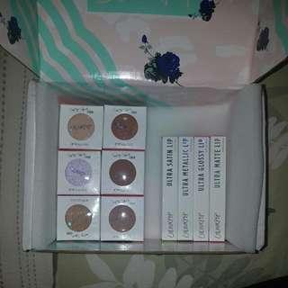 Colourpop Make Up Bundle (Authentic)