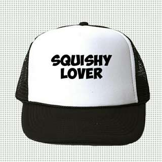 TOPI SQUSIHY LOVER