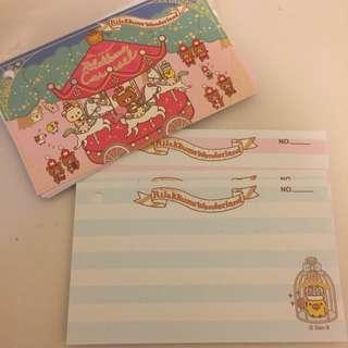 鬆弛熊Cue Card