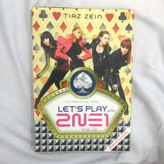 LET'S PLAY WITH 2NE1 (unofficial book)