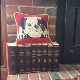 Law Journal For Decoration