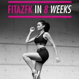 Fitazfk 8 Week Guide