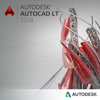 Autodesk AutoCAD 2014 3 Year Serial Key For Windows (Genuine Activation Key)