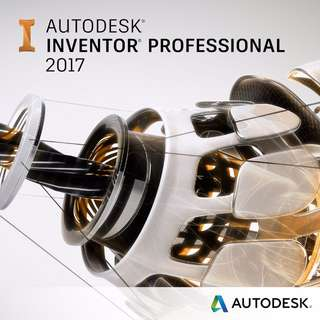 Autodesk Inventor Professional 2017 3 Year Serial Key For Windows (Genuine Activation Key)