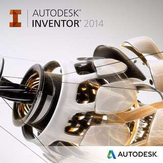 Autodesk Inventor Professional 2014 3 Year Serial Key For Windows (Genuine Activation Key)