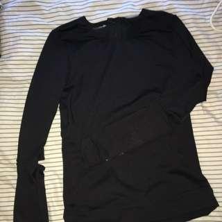 Upside Long Sleeve Rash Shirt