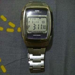 卡西歐太陽能手錶