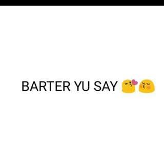 Barterr Kalo Cocok Yahh
