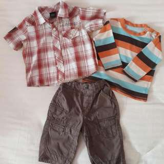 Next George Outfit