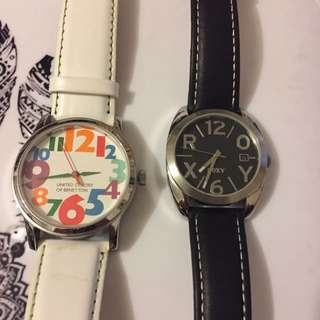 Roxy / United Colours Of Benetton Watch
