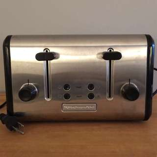 Kitchenaid Stainless Steel Toaster