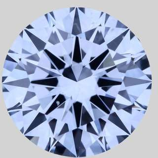 1.00 Carat VS2-D GIA Certified Triple Excellent Diamond - Direct Order Selects Program - Luzure Jewelry