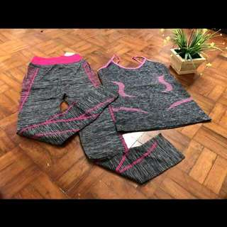 Gym clothes for girls