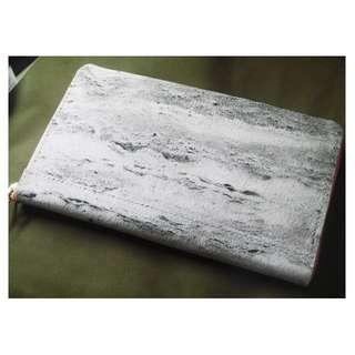 JML ✨客製化✨ 手工大理石紋 手拿包/長夾 #運費我來出