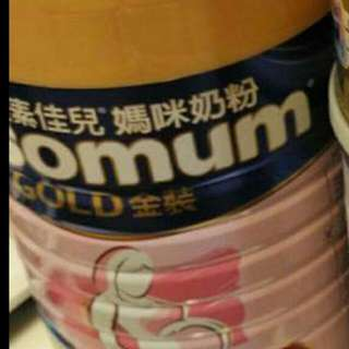 美素孕婦奶粉