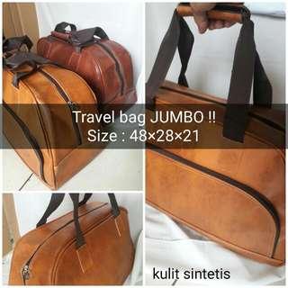 Travel Bag Jumbo !