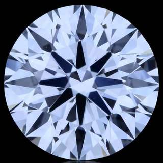 0.70 Carat IF-H GIA Triple Excellent Diamond - Direct Order Selects Program - Luzure Jewelry