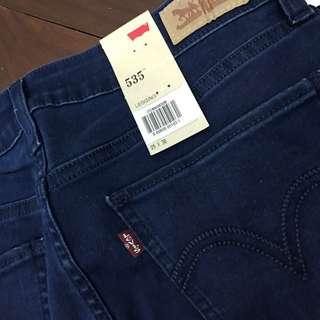 Levi's 牛仔褲 全新