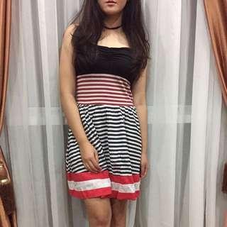 Strippes Dress