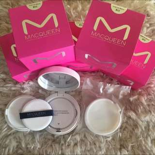 Macqueen Cushion Foundation With 1 Refill