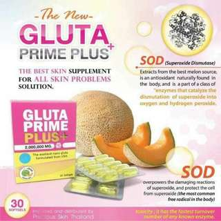 Gluta Prime Plus+