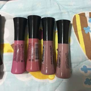 City Color Lip Cream