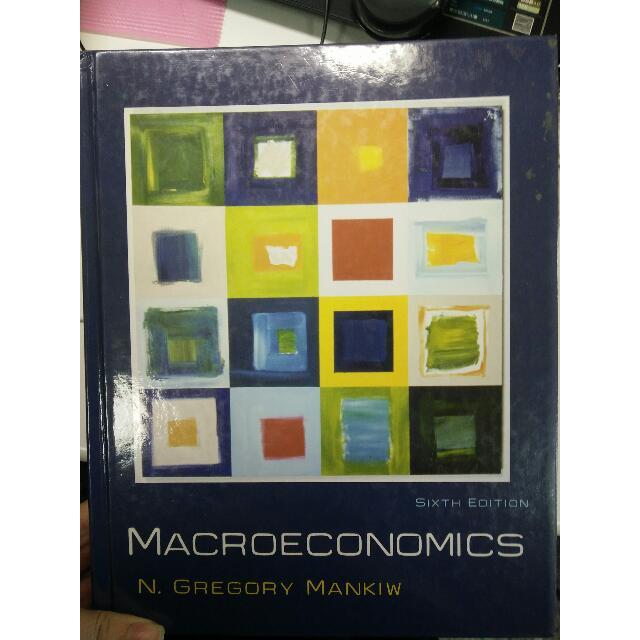 總體經濟學 原文
