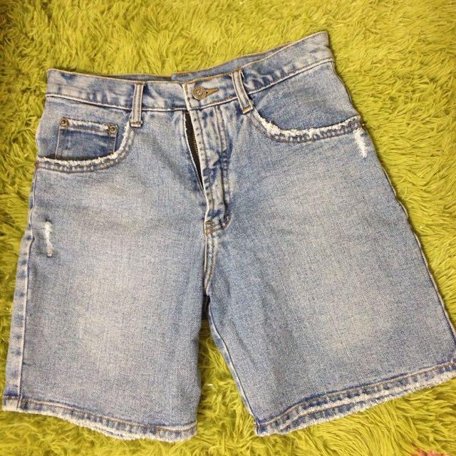 👖古著 牛仔 短褲 五分褲 👖