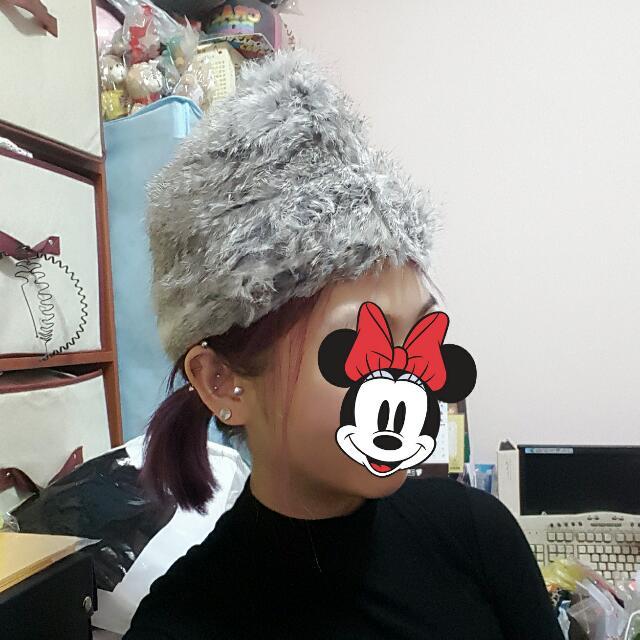 冬天 毛帽  毛毛 帽 貂毛 雪地帽