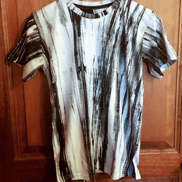 __BrandNew__ Black Pomo Ink T-shirt