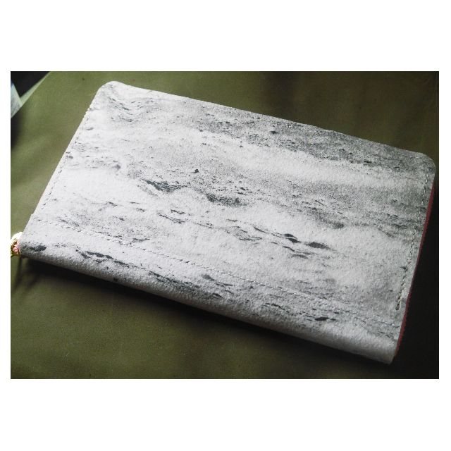 #運費我來出 JML ✨客製化✨ 手工大理石紋 手拿包/長夾