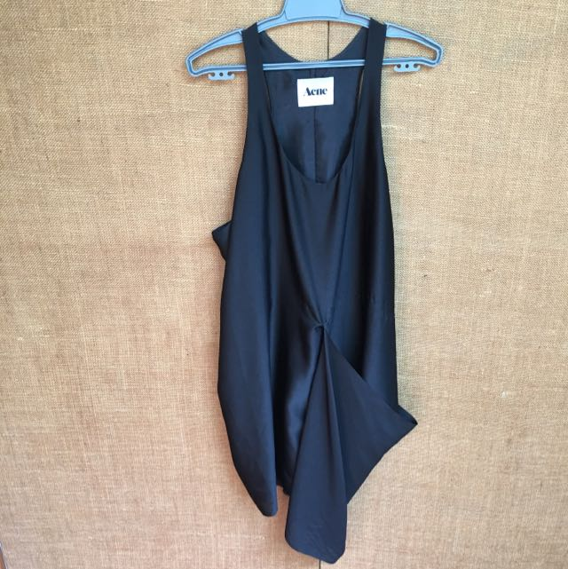 ACNE LITTLE BLACK DRESS